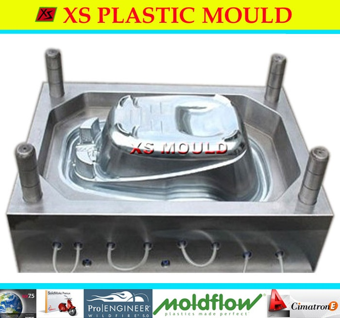 baby tub mould