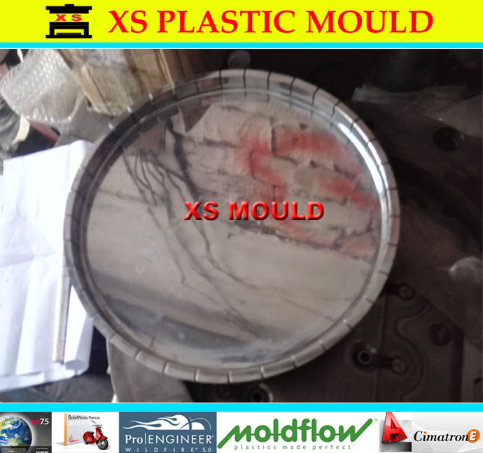 bucket lid mould
