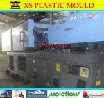 120Ton injection machine molding service