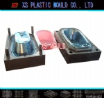 Baby spa tub mould