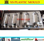 Preform blow mould