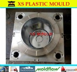 18L paint bucket and lid mould