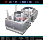 Tidy bucket mould