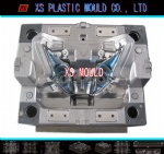 Fog lamp mould