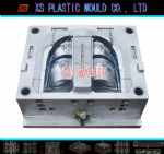 Rear lamp mould