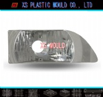 Head lamp mould